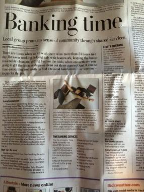 Time Banks page 1